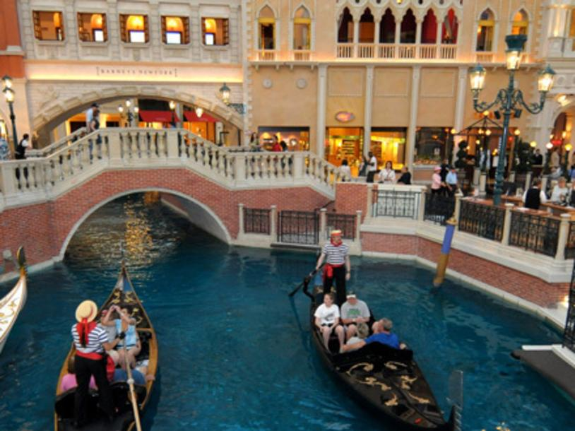 Grand Canal Shoppes at Venetian /Palazzo