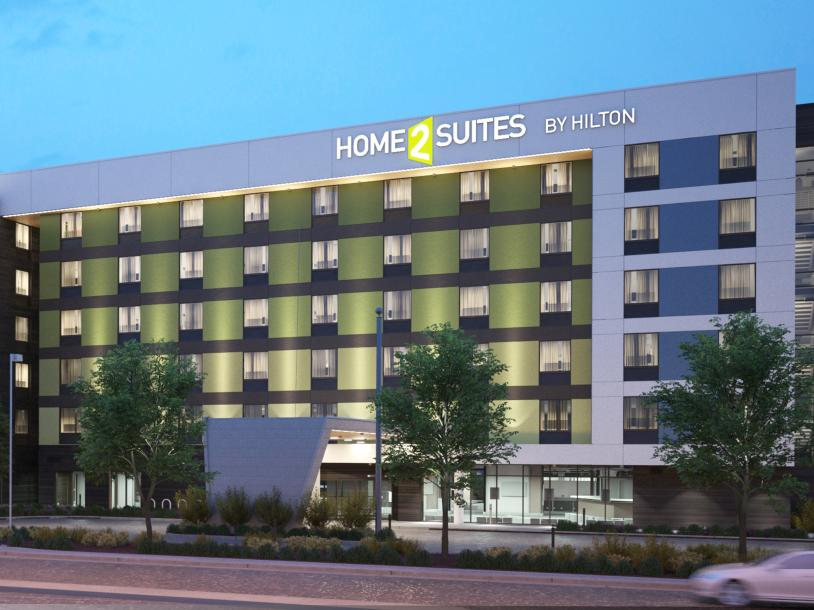 Home2 Suites by Hilton Las Vegas Convention Center