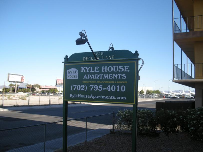 Kyle House Apts