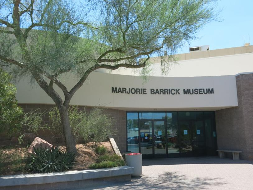 Marjorie Barrick Museum of Art