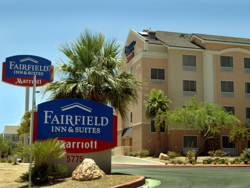 Marriott Fairfield Inn & Suites LV South