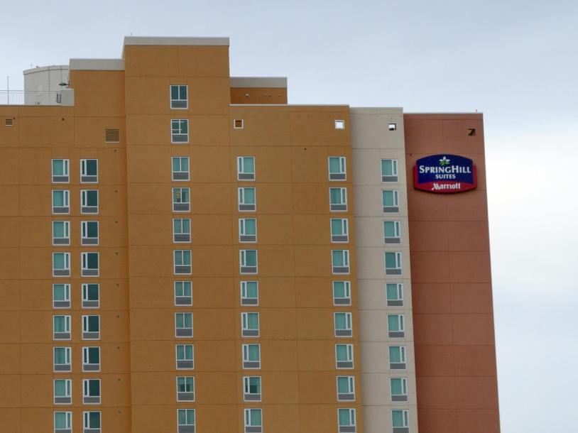 Marriott SpringHill Suites LV Conv Ctr