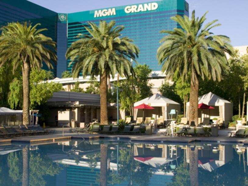 MGM Grand Pool Complex