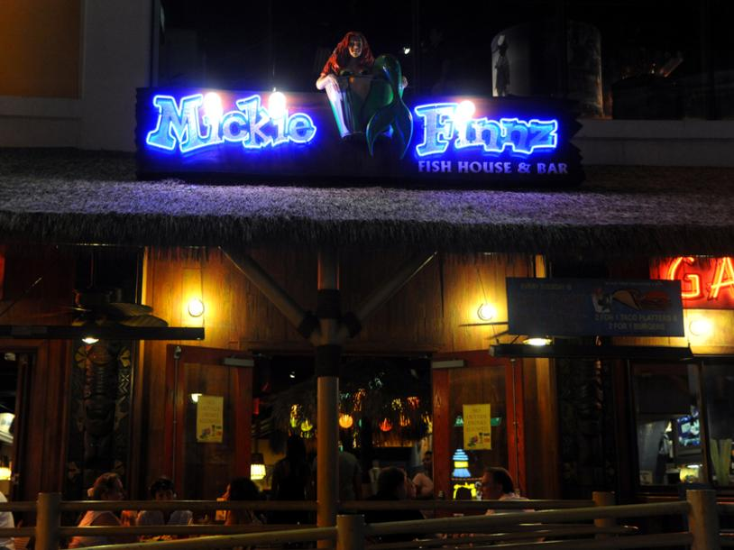 Mickie Finnz Fish House and Bar