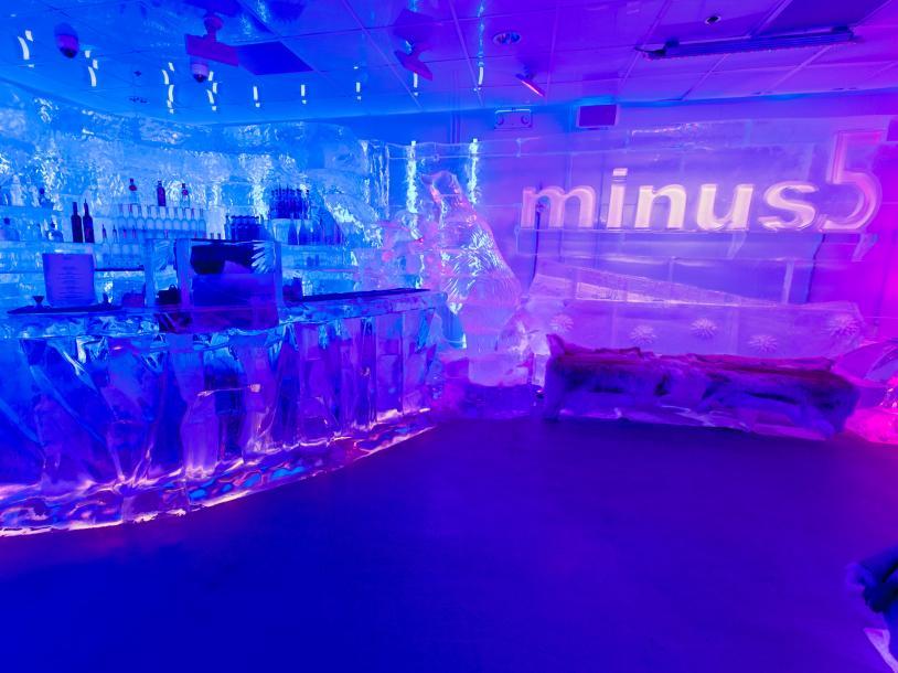minus5º Ice Experience