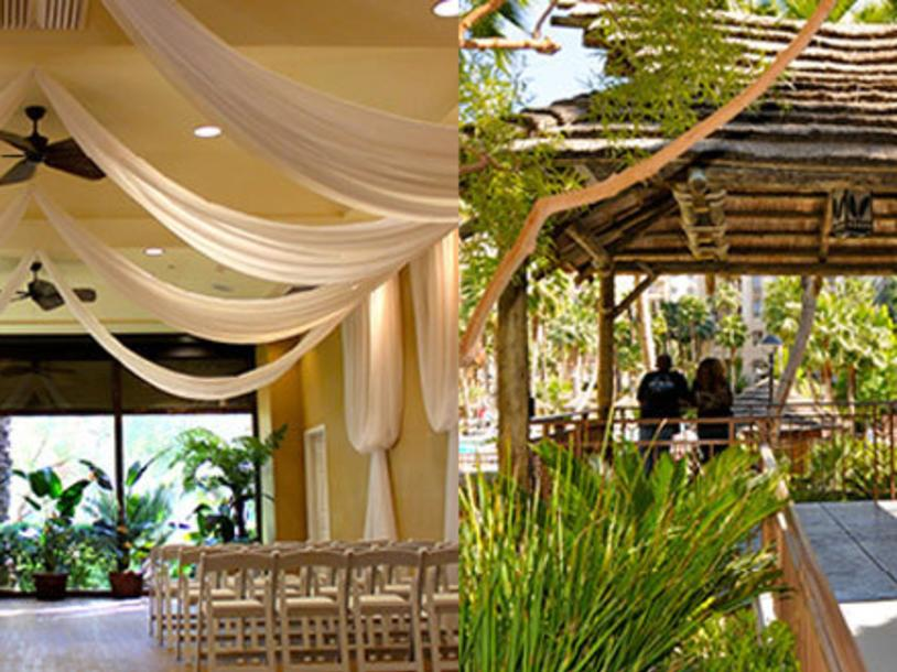 Tahiti Village Wedding Ceremonies