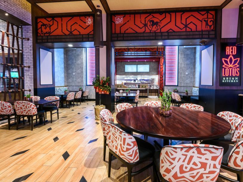 Red Lotus Asian Kitchen