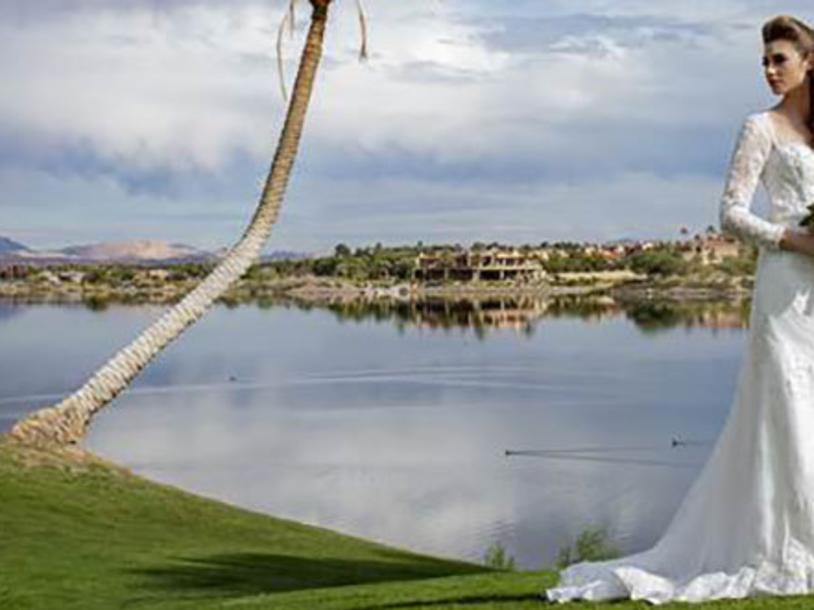 Weddings at Reflection Bay Golf Club of Lake Las Vegas
