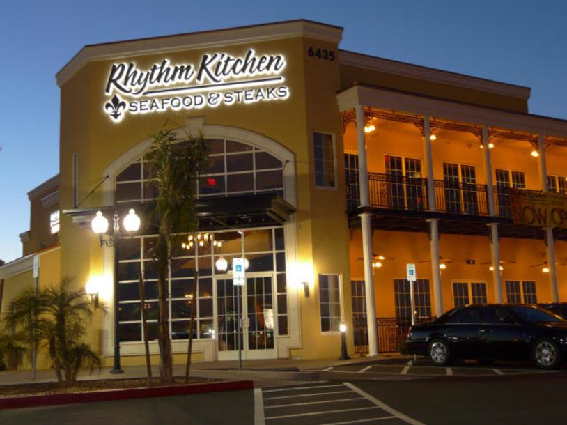 Rhythm Kitchen Seafood & Steaks