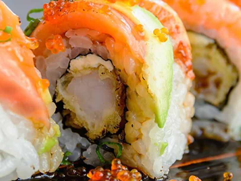 Rikki Tiki Sushi in Las Vegas