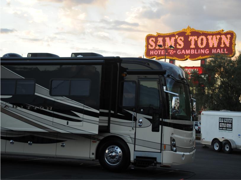 Las Vegas KOA at Sam's Town - Nellis