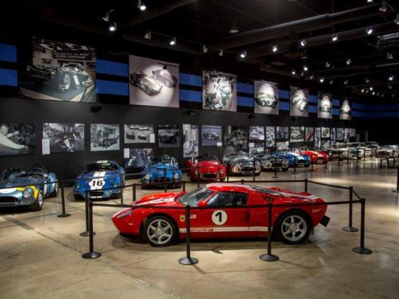 The Shelby Heritage Center