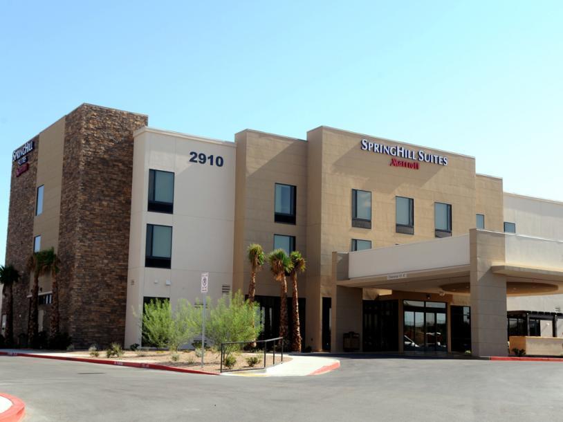 Marriott SpringHill Suites Las Vegas North Speedway