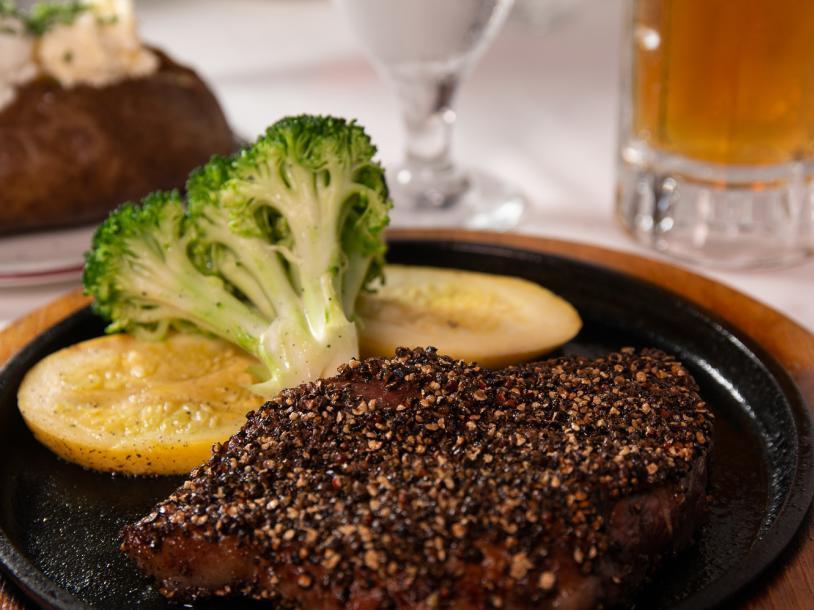 The Gold Strike Steakhouse