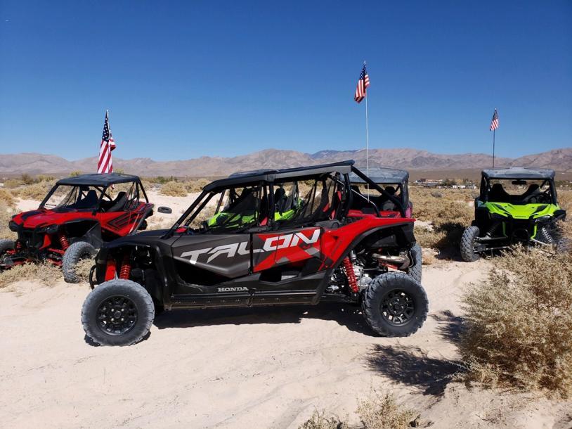 Vegas Dirt Banditz Adventurez