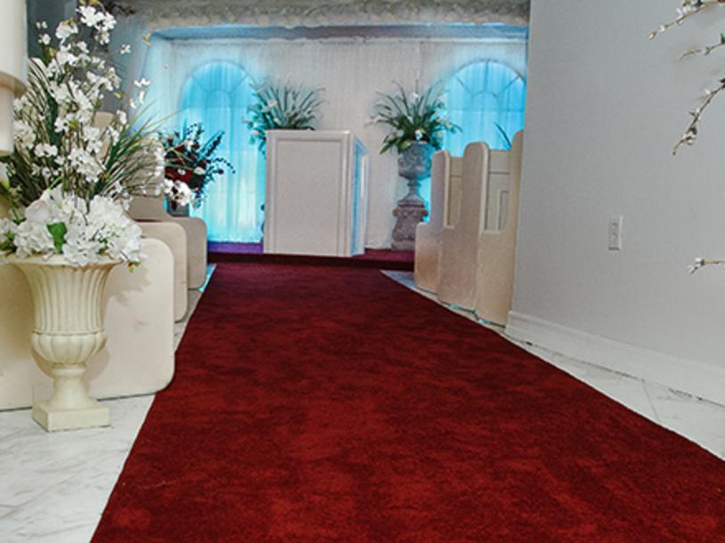 The Plaza Royale Wedding Chapel