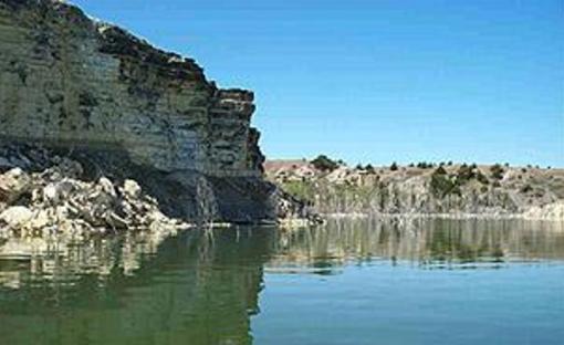 Cedar Bluff Reservoir State Park And Wildlife Area Ellis Ks 67637