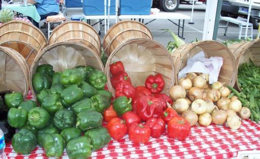 Yoder Farmer's Market   Yoder, KS 67585