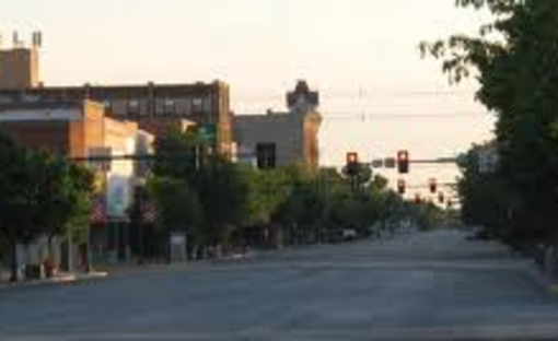 Garden City Ks >> Historic Downtown Shopping District Garden City Ks 67846