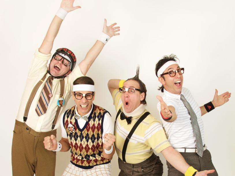 80's Night - The Spazmatics