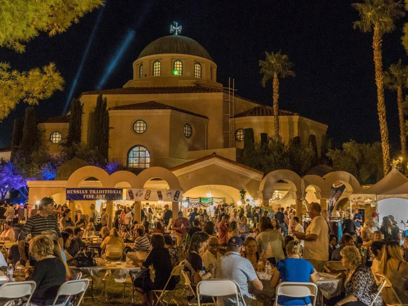 47th  Annual Las Vegas Greek Festival
