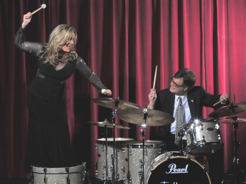 The Bruce Harper Big Band and Elisa Fiorillo