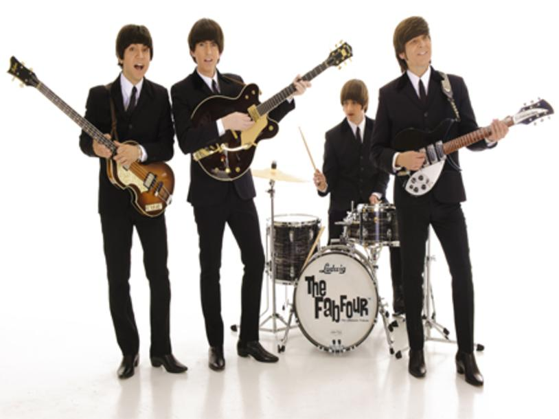 The Fab Four - The Ultimate Tribute with Ed Sullivan