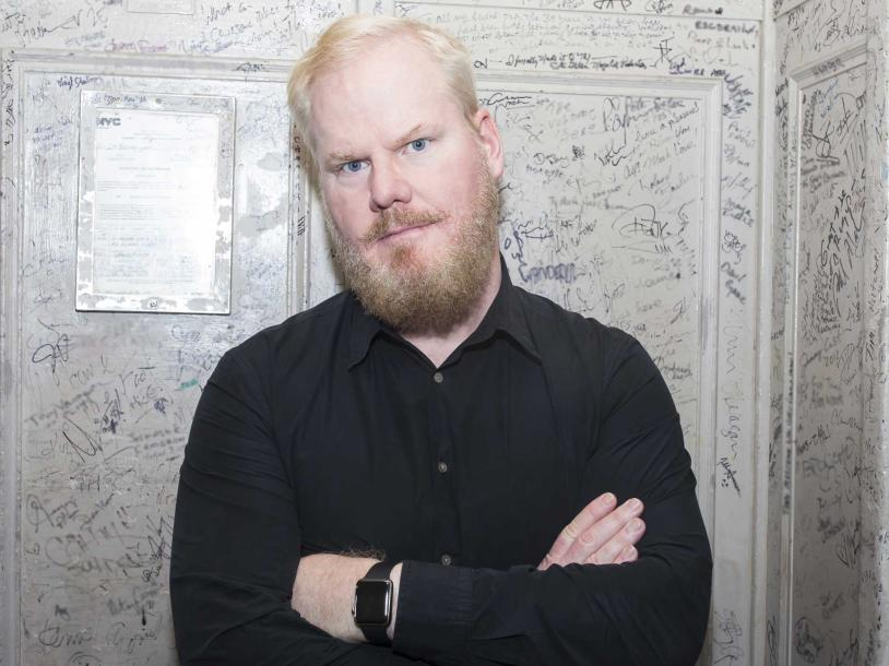 "Jim Gaffigan: ""Secrets and Pies"""
