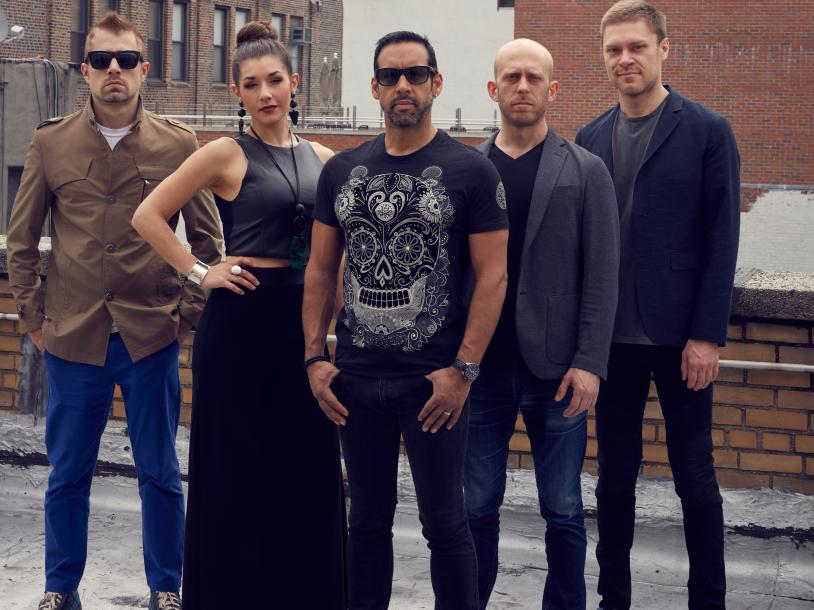 Antonio Sanchez & Migration