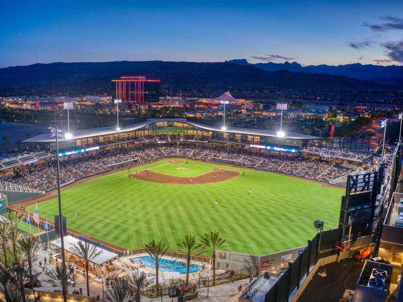 Las Vegas Aviators vs Reno