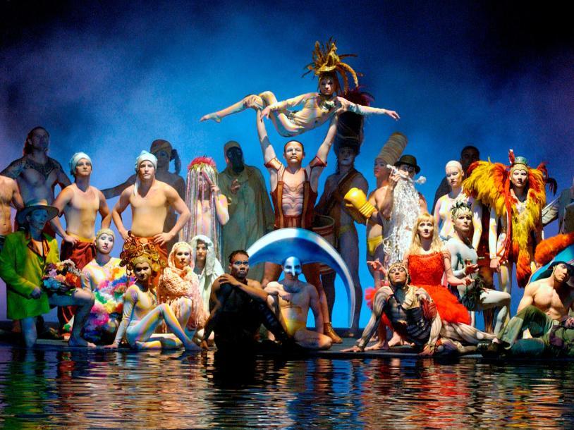 O™ by Cirque du Soleil
