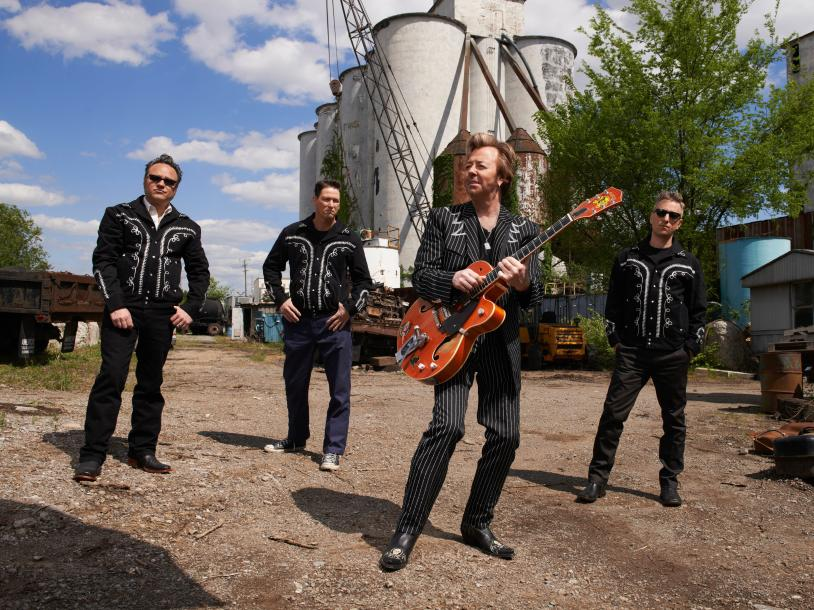 Brian Setzer's Rockabilly Riot