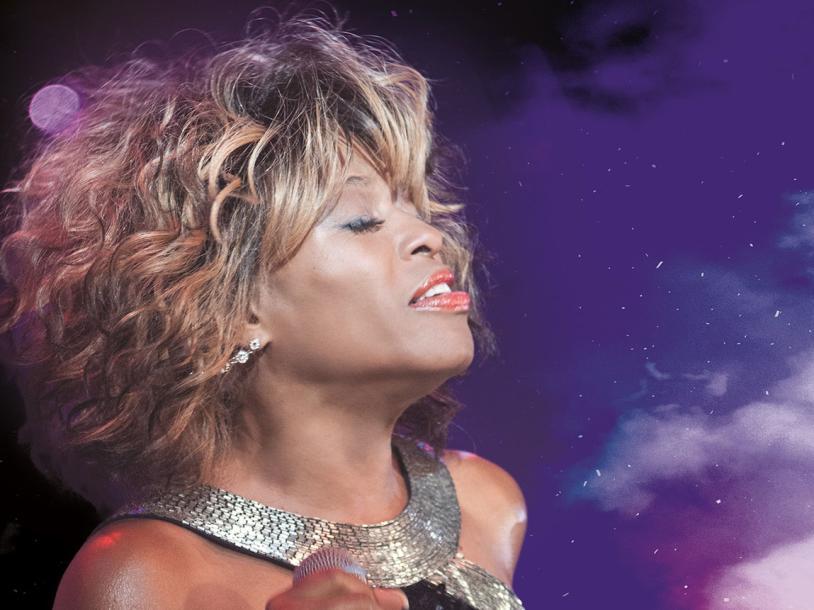 Cookie Watkins - Tribute to Tina Turner