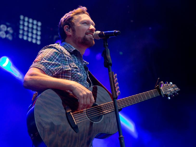 Downtown Rocks Music on Fremont Street: Craig Morgan With Clay Walker