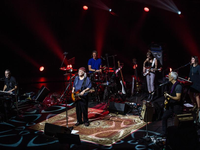 David Crosby & Friends - Skytrails Tour 2019