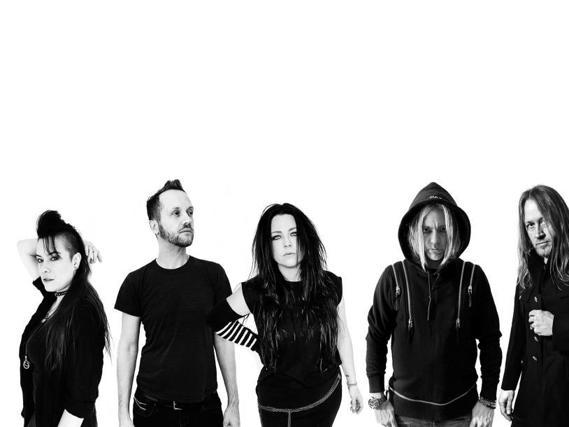 Halestorm and Evanescence