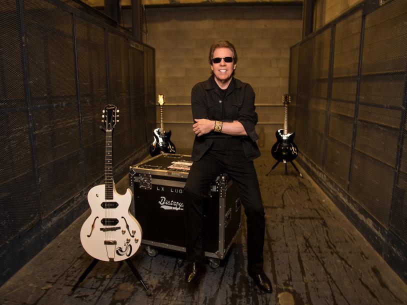 Downtown Rocks Music on Fremont Street: George Thorogood & The Destroyers