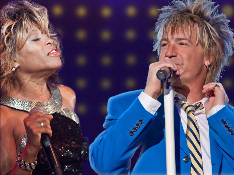 It Takes Two: A Tribute to Rod Stewart and Tina Turner