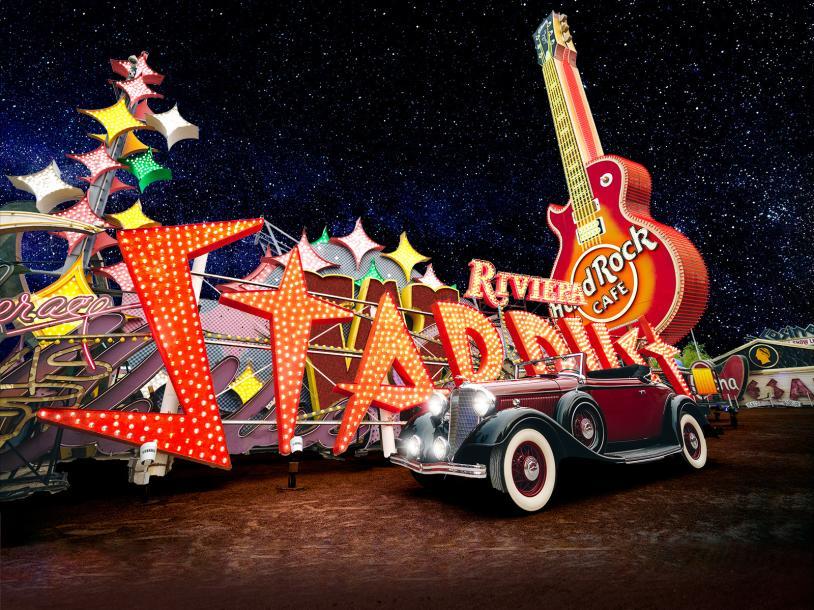 Towbin Motorcars presents Las Vegas Concours d'Elegance