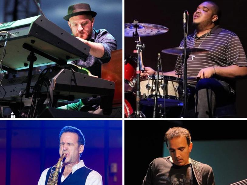 The Lao Tizer Band Featuring Eric Marienthal