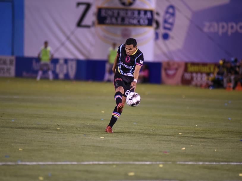 LV Lights Soccer vs. San Antonio FC