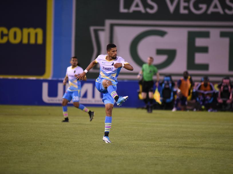 LV Lights Soccer vs. Colorado Springs Switchbacks FC