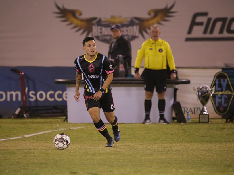 LV Lights Soccer vs. Reno 1868 FC