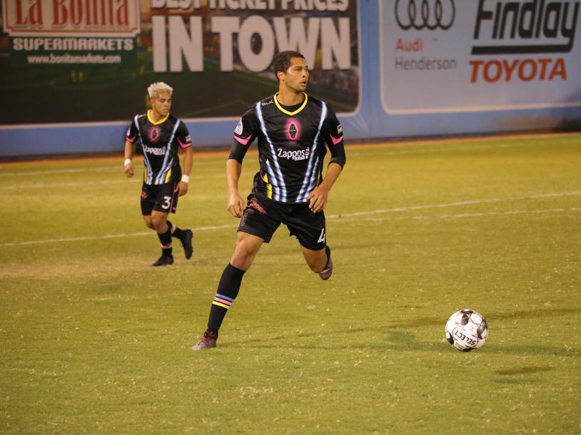LV Lights Soccer vs. OKC Energy FC