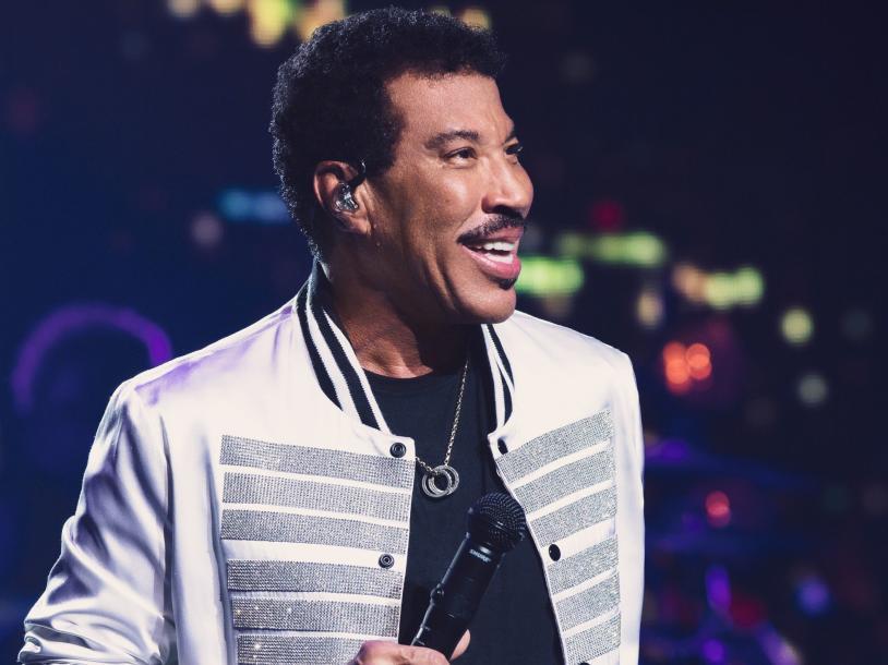 Lionel Richie:Back To Las Vegas