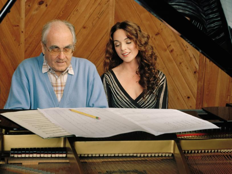 Amour & After - Melissa Errico Sings The Music of Michel Legrand