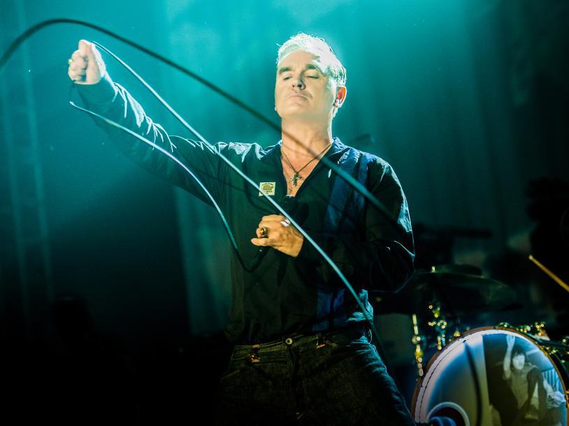 Morrissey: Viva Moz Vegas