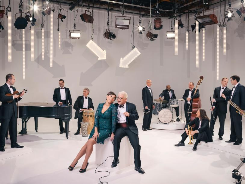 Pink Martini Featuring China Forbes