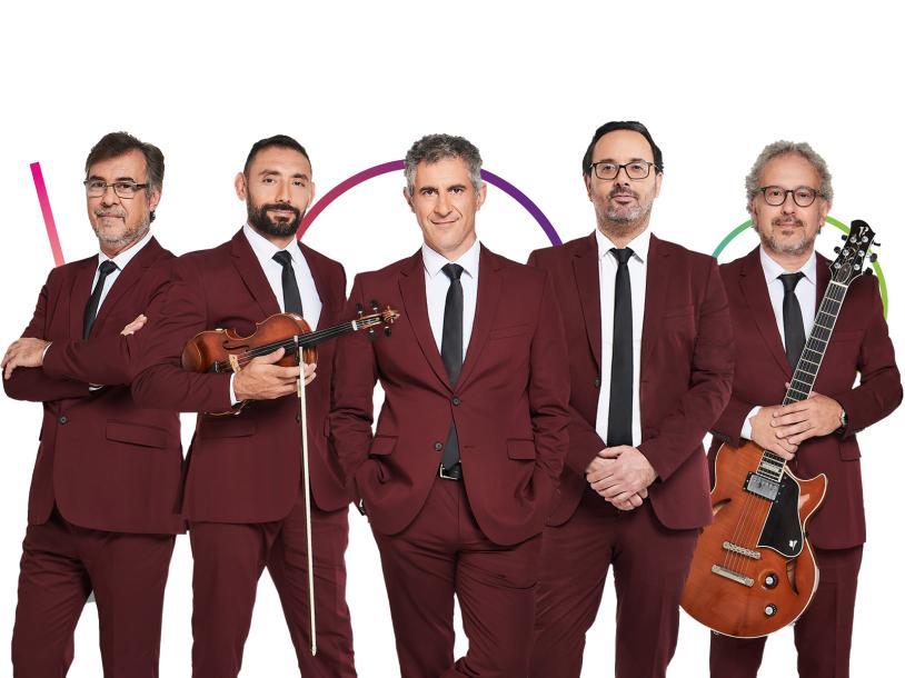 Quinteto Astor Piazzolla - Live in Concert
