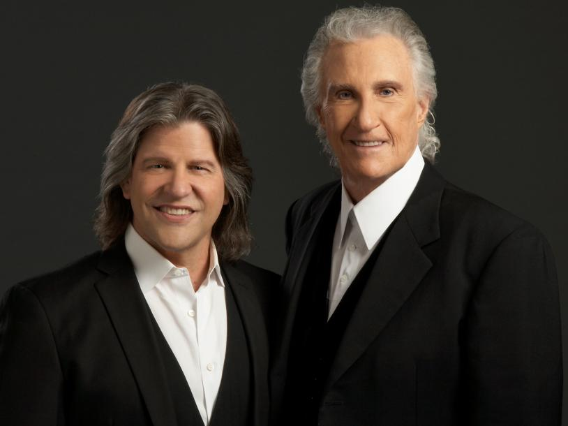 The Righteous Brothers Bill Medley and Bucky Heard